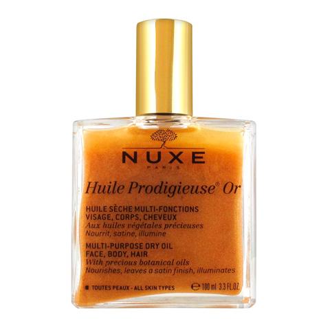 Нюкс Продижьёз Масло золотое Новая формула (Флакон 100 мл) (Nuxe)