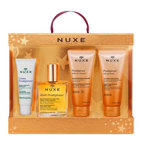 набор Nuxe Нюкс Продижьёз Набор 2017 (4 средства) (Набор) недорого