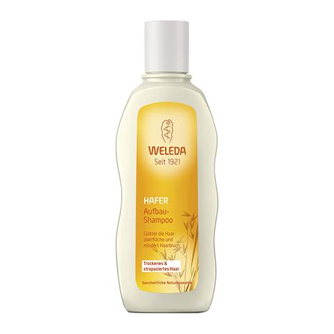 Веледа Овес Шампунь для сухих и поврежденных волос (Флакон 190 мл) (Weleda)