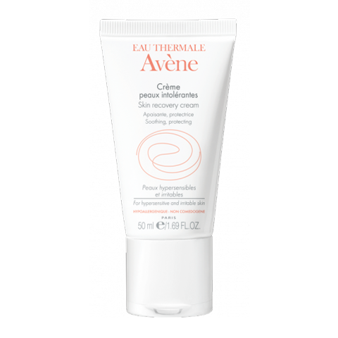 Авен Крем для сверхчувствительной кожи  (Туба 50 мл)Уход за чувствительной кожей<br>Avene Cr?me peaux intol?rantes (Авен Крем для сверхчувствительной кожи) для чувствительной кожи всех типов.<br>Формула крема с легкой, приятной текстурой Avene Cr?me peaux intol?rantes содержит минимум тщательно подобранных активных ингредиентов для самого бережного ухода за гиперчувствительной кожей. Термальная вода Авен в высокой концентрации моментально устраняет дискомфорт от стянутости, жжения и покалывания, запатентованный ингредиент Parcerine эффективно восстанавливает барьерные свойства эпидермиса.<br>После нанесения крема Avene Cr?me peaux intol?rantes на лице образуется тончайшая нелипкая и нежирная пленка, которая защищает кожу от внешних раздражителей и обезвоживания.<br>Средство производится в стерильных условиях, уникальная система D.E.F.I. препятствует попаданию бактерий в тубу после вскрытия упаковки.<br>Активные компоненты:<br>термальная вода Авен освежает, успокаивает, смягчает, повышает уровень гидратации и защитные свойства кожи, ускоряет клеточный метаболизм;<br>парцерин снижает чувствительность кожи;<br>глицерин делает кожу мягкой и гладкой, обеспечивает длительное увлажнение.<br>Отзывы покупателей подтверждают, что применение Крема Авен для сверхчувствительной кожи помогает избавиться от раздражения и красноты лица, быстро снимает воспаление после химического пилинга и других агрессивных косметологических процедур, солнечных ожогов.<br>В интернет-магазине Перфектория можно купить этот крем и другую лечебную косметику в один клик.<br>Чтобы стать еще красивее и моложе, решить дерматологические проблемы, воспользуйтесь бесплатной консультацией наших профессиональных косметологов по телефону или на сайте онлайн.<br><br>Объем мл: 50<br>Тип кожи: всех типов, чувствительной