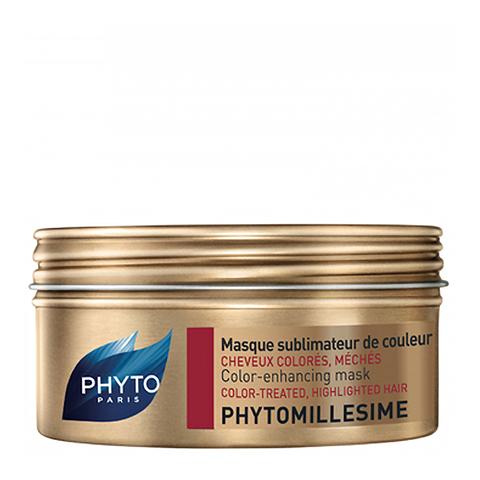 маска Phyto Фито Фитомиллезим Маска для улучшения цвета (Банка 200 мл) phyto фито фитокератин крем экстрем для волос флакон с дозатором 100 мл