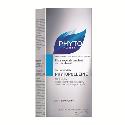 Фито Фитополлеин Питательный концентрат с эфирными маслами (Флакон 25 мл) (Phyto)