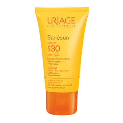 крем Uriage Урьяж Барьесан Крем солнцезащитный SPF30 (Туба 50 мл) недорого