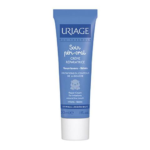 Урьяж Крем Peri-Oral восстанавливающий при раздражении кожи контура рта (Туба 30 мл) (Uriage)