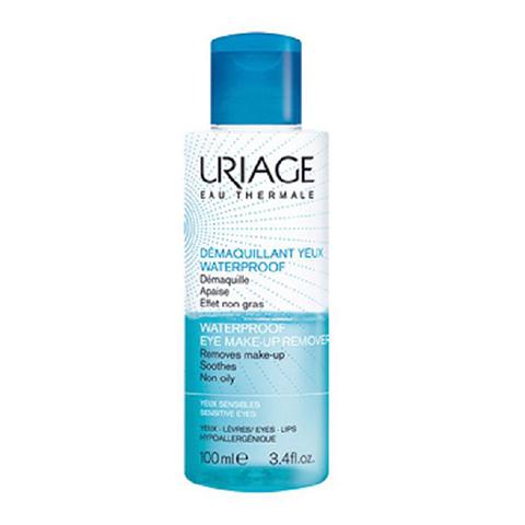 Урьяж Средство для снятия водостойкого макияжа с глаз (Флакон 100 мл) (Uriage)