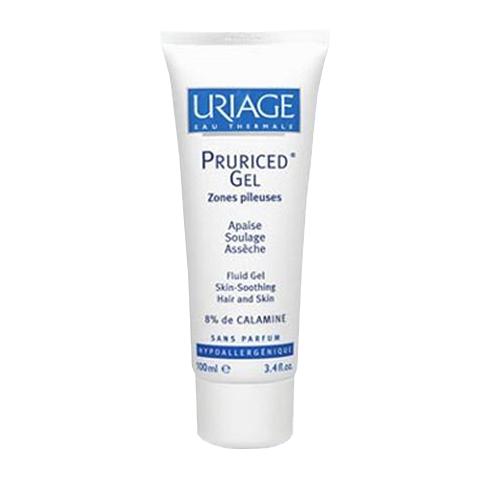Урьяж Прурисед Гель противозудный для волосистых и обширных зон (Туба 100 мл) (Uriage)