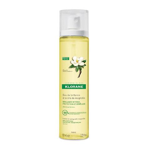 Клоран Спрей для блеска волос с воском Магнолии (Флакон с распылителем 100 мл) (Klorane)