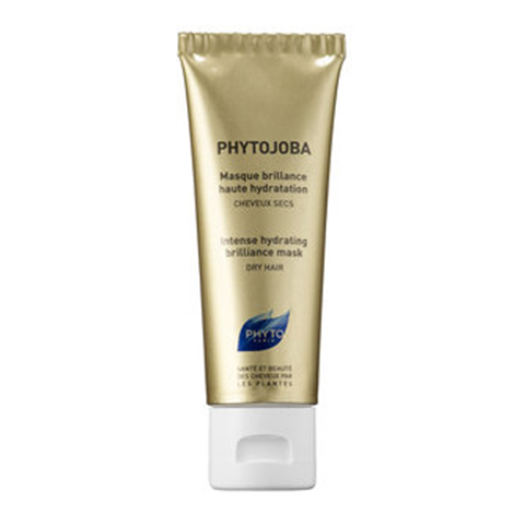 Фито Фитожоба Маска увлажняющая (Туба 50 мл)Маски для волос<br>Фито Фитожоба Маска увлажняющая(Phyto Phytojoba Intense hydrating mask) для всех типов, сухих волос.<br>Фитожоба - интенсивная увлажняющая маска,специально созданная для быстрого восстановления баланса влаги и защиты сухих волос. PhytoPhytojobaIntense hydrating mask?обладаетмаслянистой текстурой и нежным ароматом, глубокопитаетволосы. Восстанавливает защитную оболочку волоса, что позволяет бережно сохранять необходимый уровень влаги.<br>Активные компоненты:<br>масло жожоба увлажняет сухие волосы и дарит им великолепный блеск;<br>производная солодкивосстанавливаетприродную влажность волос по всей длине;<br>вытяжка цветков василька - успокаивает, оказывает противовоспалительное действие.<br><br>Объем мл: 50<br>Тип кожи: всех типов