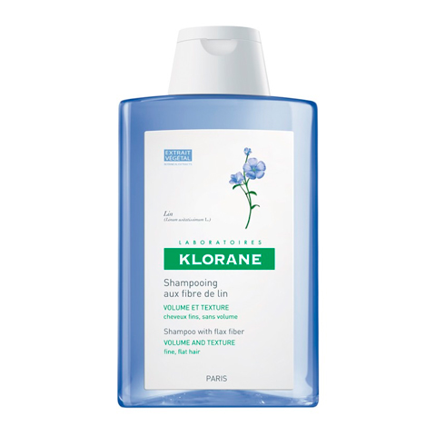 Клоран Шампунь с экстрактом льняного волокна (Флакон 200 мл) (Klorane)