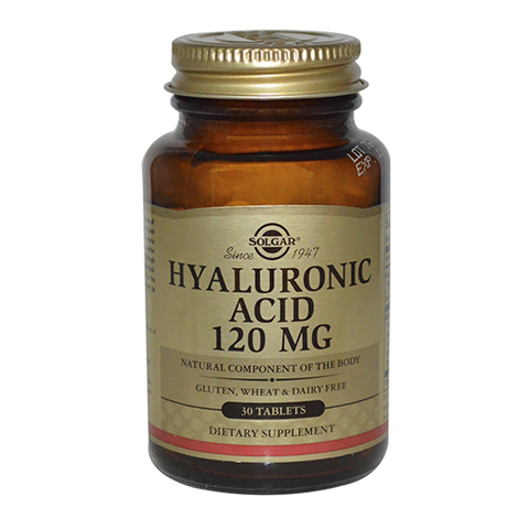 Солгар Гиалуроновая кислота (30 таблеток) (Solgar)