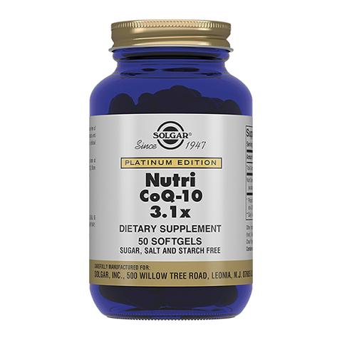 добавка пищевая Solgar Солгар Нутрикоэнзим Q-10 (50 капсул) экстракт грибов рейши шиитаке и мейтаке solgar 50 капсул