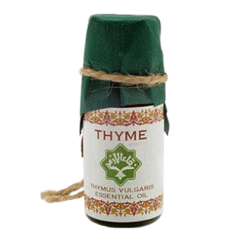 масло Zeitun Зейтун эфирное Масло Тимьяна (Флакон 10 мл) масло zeitun зейтун эфирное масло перуанский бальзам флакон 10 мл