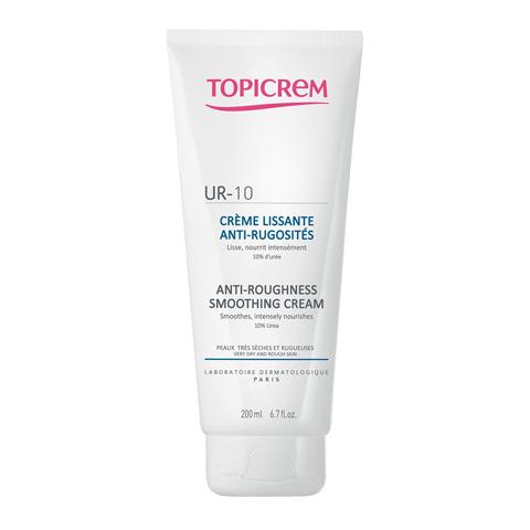 крем Topicrem Топикрем UR-10 Крем смягчающий для огрубевшей кожи (Туба 200 мл) topicrem sos крем для тела восстанавливающий 200 мл