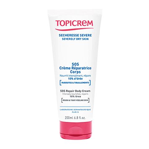 крем Topicrem Топикрем SOS Крем для тела восстанавливающий (Туба 200 мл) topicrem крем для лица питательный sos 40 мл