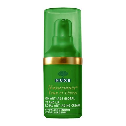 Нюкс Нюксурьянс Уход для контура глаз и губ  (Флакон с дозатором 15 мл) (Nuxe)