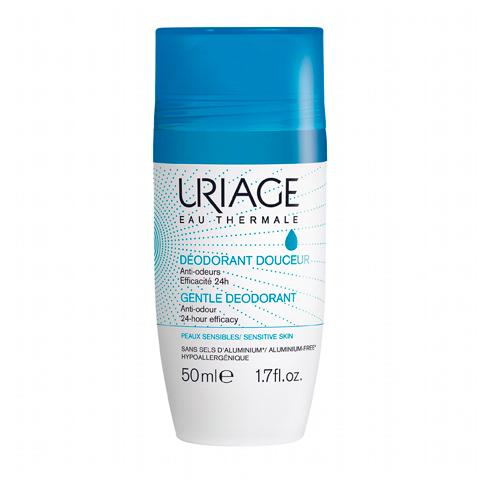 Урьяж Дезодорант роликовый (Флакон 50 мл)Дезодоранты<br>Роликовый дезодорант Урьяж защитит вас от чрезмерного потоотделения и устранит неприятныйзапах в любое времягода.<br>Оновные свойства дезодоранта Урьяж:<br>Успокаивает чувствительнуюкожу, повышаетееестественнуюзащитуот раздражений<br>Препятствует размножению бактерий, вызывающих специфическийнеприятный запах<br>Регулируетактивность потовых желез<br>Контролируетзапах пота<br>Не содержитсолей алюминия<br>100% переносимость<br><br>Объем мл: 50<br>Тип кожи: всех типов