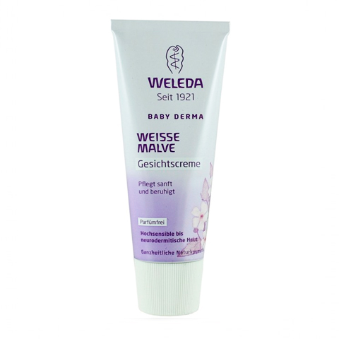 Веледа Алтей Крем для гиперчувствительной кожи лица (Туба 50 мл) (Weleda)