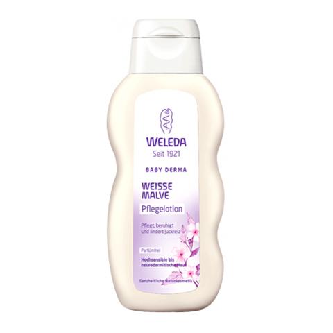 молочко Weleda Веледа Алтей Молочко для гиперчувствительной кожи тела (Флакон 200 мл) молочко weleda молочко гранатовое