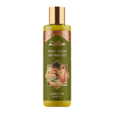 бальзам Zeitun Зейтун Фито-бальзам Против выпадения волос (Флакон 200 мл) шампунь zeitun зейтун фито шампунь увлажняющий флакон 200 мл