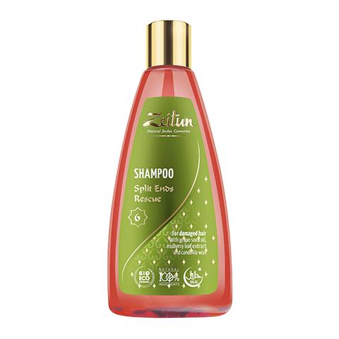 шампунь Zeitun Зейтун Шампунь №6 Против сечения волос (Флакон 250 мл) недорого