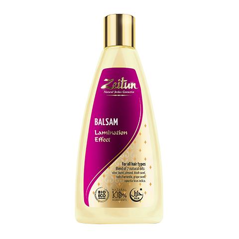 бальзам Zeitun Зейтун Бальзам для волос с эффектом ламинирования (Флакон 250 мл) зейтун бальзам для волос 5 150 мл