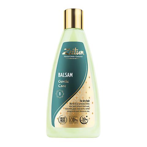 бальзам Zeitun Зейтун Бальзам для волос №1 Нежный уход (Флакон 250 мл) зейтун бальзам для волос 5 150 мл
