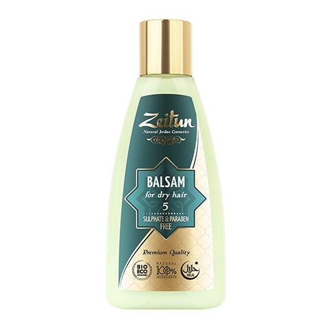 бальзам Zeitun Зейтун Бальзам алеппский №5 для сухих волос (Флакон 150 мл) недорого