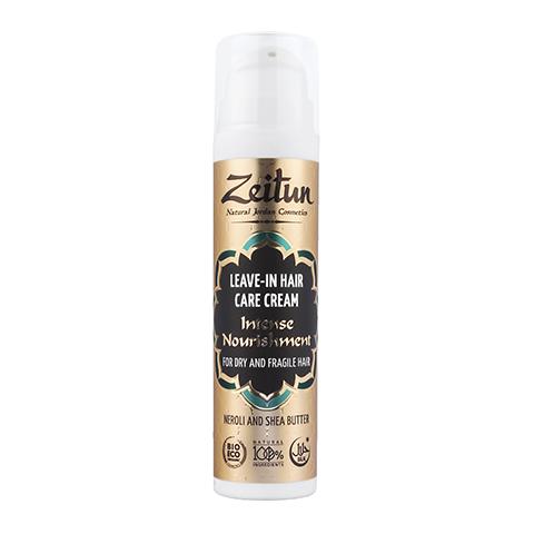 крем Zeitun Зейтун Крем-уход для волос Интенсивное питание (Флакон 30 мл) eveline крем интенсивное питание оливки протеины шёлка 210 мл