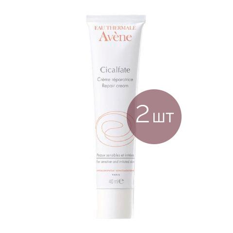 Авен Сикальфат Крем восстанавливающий целостность кожи (2 штуки) (Avene)