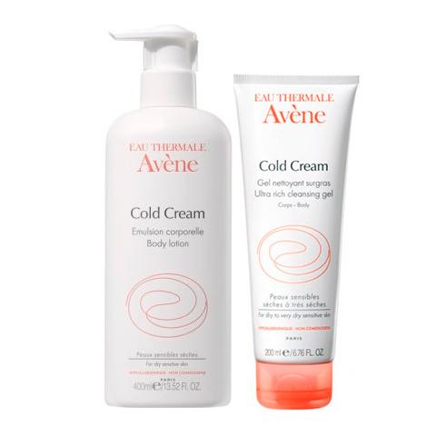 Авен Набор Колд-крем (2 средства)Уход за сухой и атопичной кожей<br>Авен Набор Колд-крем (2 средства) для сухой и чувствительной кожи.<br>Комплексный уход за чувствительной, атопичной кожей, склонной к сухости и раздражению. В набор входит два полноформатных средства для мгновенного увлажнения и восстановления кожи. Комплекс питательных веществ, термальная вода Авен и специальные добавки обеспечивают комфортное состояние кожи, снимают раздражение и успокаивают.<br>Комфортное предложение по выгодной цене!<br><br>Тип кожи: атопичной, сухой, чувствительной