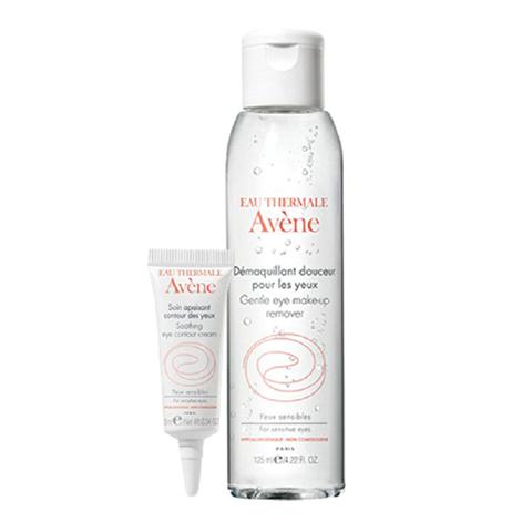 Авен Набор Успокаивающий для ухода за кожей вокруг глаз (2 средства) (Avene)