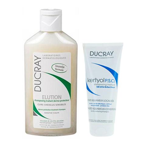 ����� ����� �������� �������� � ������� (2 ��������) (Ducray)