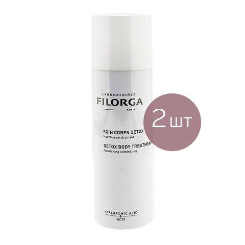 Филорга Мусс-детокс Питательный для тела (2 штуки) (Filorga)