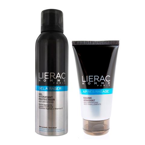 набор Lierac Лиерак Набор Гладкая кожа (2 средства) набор perfectstyle набор бритье для чувствительной кожи 2 средства