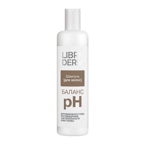 Либридерм Шампунь для волос pH-Баланс (Флакон 250 мл): фото, цены, описание товара, отзывы и наличие в Москве и Санкт-Петербурге