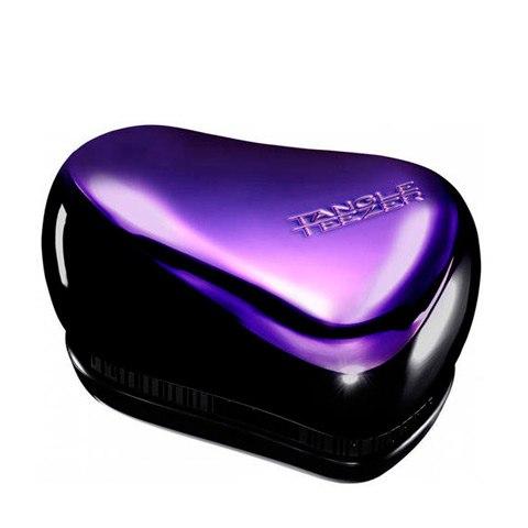 Tangle Teezer Расческа Compact Styler Purple Dazzle, пурпурный: фото, цены, описание товара, отзывы и наличие в Москве и Санкт-Петербурге