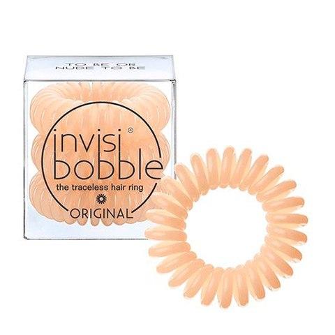 Invisibobble Резинка-браслет для волос ORIGINAL To Be or Nude to Be, бежевый: фото, цены, описание товара, отзывы и наличие в Москве и Санкт-Петербурге