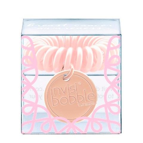 Invisibobble Резинка-браслет для волос ORIGINAL Pink Heroes, нежно-розовый (1 штука): фото, цены, описание товара, отзывы и наличие в Москве и Санкт-Петербурге