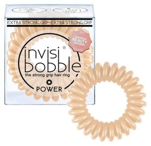 Invisibobble Резинка-браслет для волос POWER To Be Or Nude To Be, бежевый: фото, цены, описание товара, отзывы и наличие в Москве и Санкт-Петербурге
