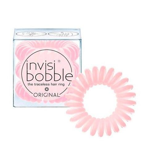 Invisibobble Резинка-браслет для волос ORIGINAL Blush Hour, нежно-розовый: фото, цены, описание товара, отзывы и наличие в Москве и Санкт-Петербурге