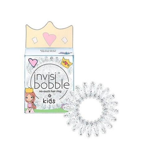 Invisibobble Резинка для волос Kids princess sparkle: фото, цены, описание товара, отзывы и наличие в Москве и Санкт-Петербурге