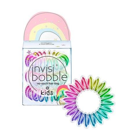 Invisibobble Резинка для волос Kids magic rainbow: фото, цены, описание товара, отзывы и наличие в Москве и Санкт-Петербурге