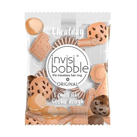 Invisibobble Ароматизированная резинка-браслет Cheat Day Cookie, 3 шт: фото, цены, описание товара, отзывы и наличие в Москве и Санкт-Петербурге