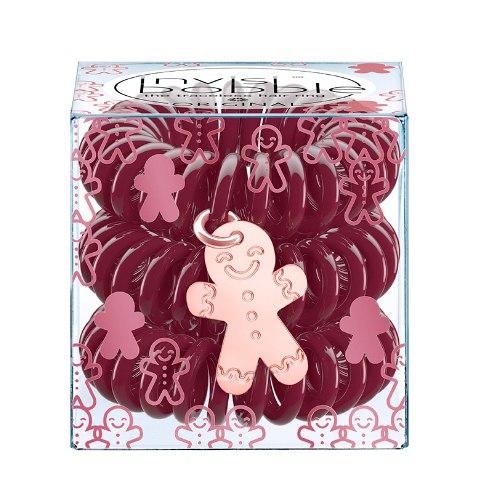 Invisibobble Резинка-браслет для волос ORIGINAL My Kind Of Man, сливовый (Упаковка 3 шт.): фото, цены, описание товара, отзывы и наличие в Москве и Санкт-Петербурге