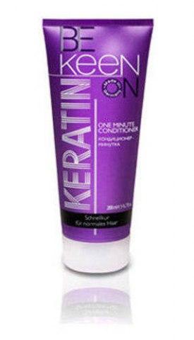 KEEN Кератин-Кондиционер KERATIN для блеска волос: фото, цены, описание товара, отзывы и наличие в Москве и Санкт-Петербурге