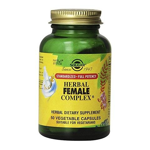 Солгар Травяной комплекс для женщин (50 капсул)