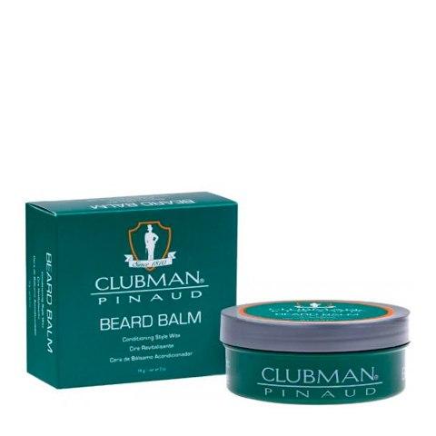 Clubman Бальзам-фиксатор для бороды (Банка 59 г): фото, цены, описание товара, отзывы и наличие в Москве и Санкт-Петербурге