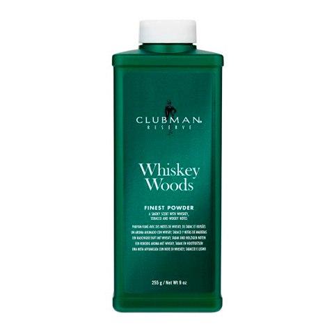 Clubman Тальк универсальный с запахом виски (Флакон 255 г): фото, цены, описание товара, отзывы и наличие в Москве и Санкт-Петербурге