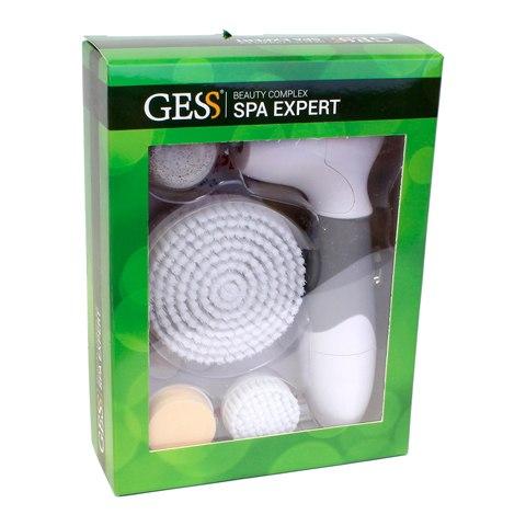 GESS Spa Expert Комплекс массажный для лица и тела (Набор): фото, цены, описание товара, отзывы и наличие в Москве и Санкт-Петербурге
