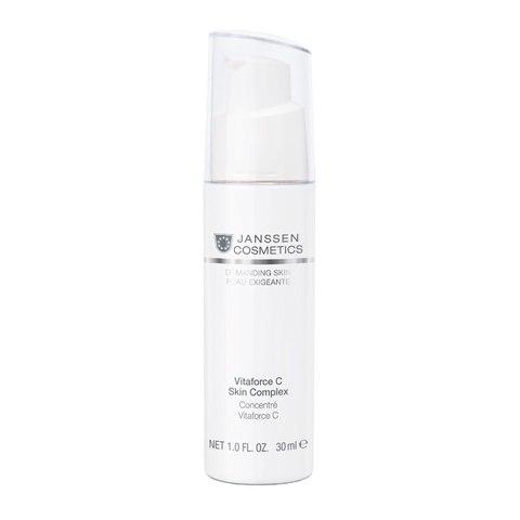Janssen Vitaforce C Skin Complex - Регенерирующий Концентрат с Витамином с 30 мл